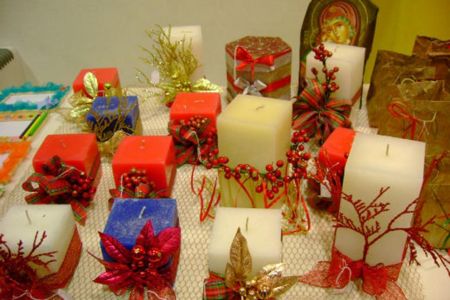 Χριστουγεννιάτικο Παζάρι 2009