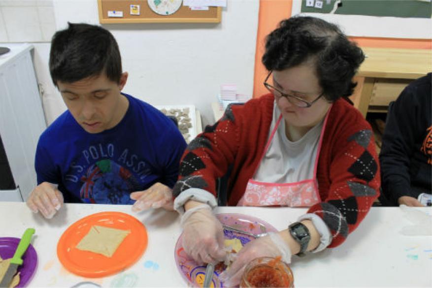 Εργαστήριο Παραδοσιακών Αρτοσκευασμάτων και Γλυκών