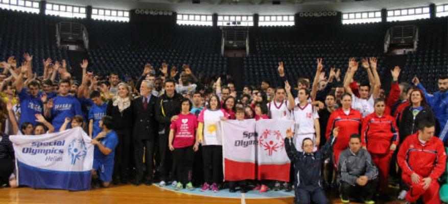 Ευρωπαϊκή Εβδομάδα Μπάσκετ 2015