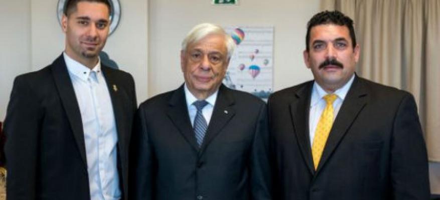 Αγιασμός και έναρξη συνεργασίας της ΣΟΝΕ με το Σύλλογο συνδρόμου Down