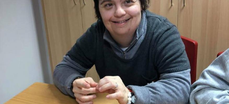 Έκθεση έργων από άτομα με σύνδρομο Down