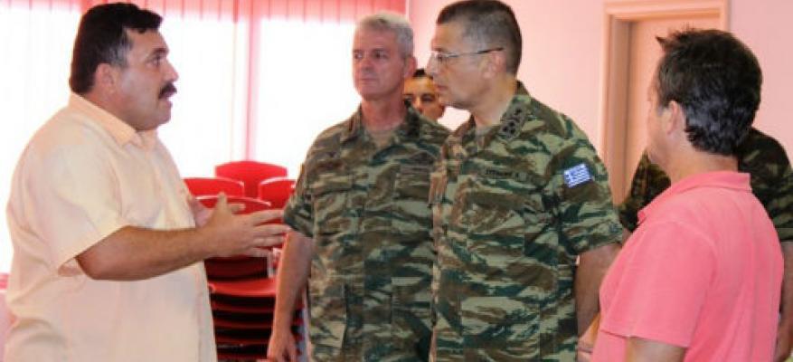 Επίσκεψη Αρχηγού ΓΕΣ στο Σύλλογο συνδρόμου Down Ελλάδος