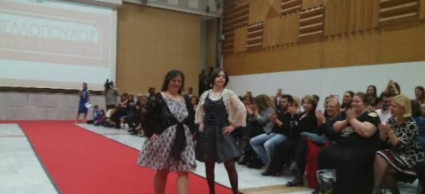 Νέοι με σύνδρομο Down σε μια ξεχωριστή επίδειξη μόδας
