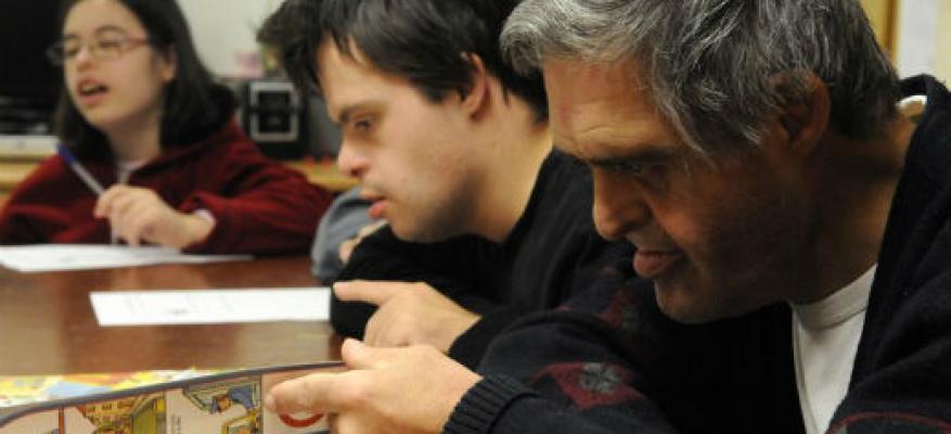 Μαθητές με σύνδρομο Down και συμπεριληπτική εκπαίδευση